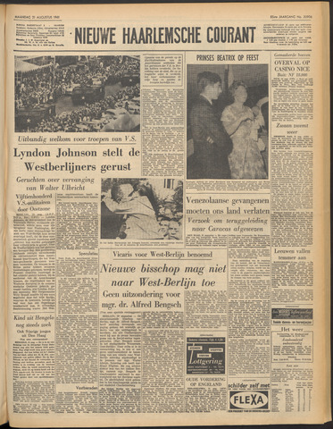 Nieuwe Haarlemsche Courant 1961-08-21