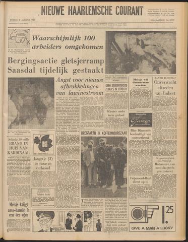 Nieuwe Haarlemsche Courant 1965-08-31