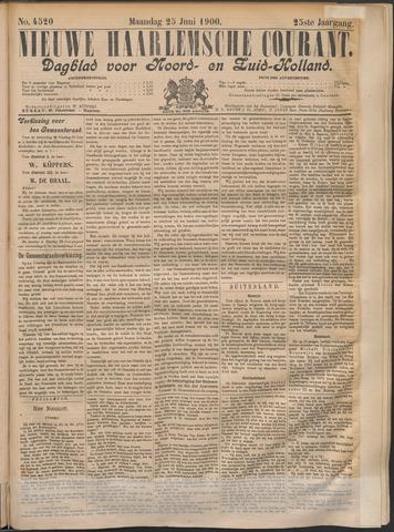 Nieuwe Haarlemsche Courant 1900-06-25