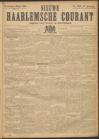 Nieuwe Haarlemsche Courant 1907-03-06