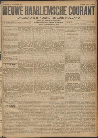 Nieuwe Haarlemsche Courant 1907-11-25