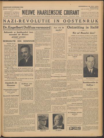 Nieuwe Haarlemsche Courant 1934-07-26