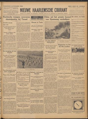 Nieuwe Haarlemsche Courant 1938-01-09