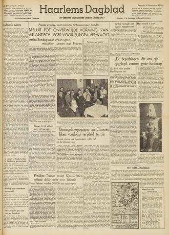 Haarlem's Dagblad 1950-12-02
