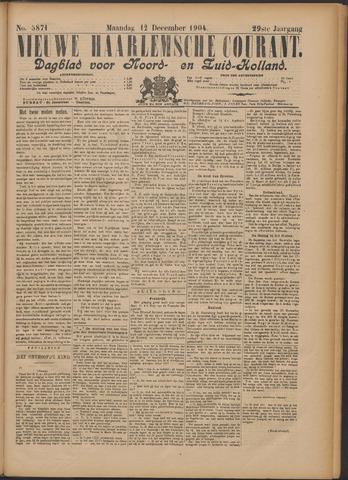 Nieuwe Haarlemsche Courant 1904-12-12