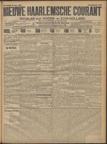 Nieuwe Haarlemsche Courant 1910-12-24