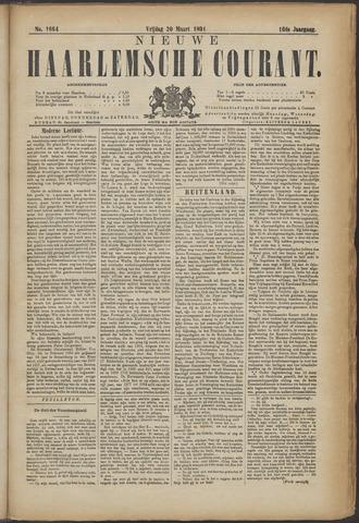 Nieuwe Haarlemsche Courant 1891-03-20