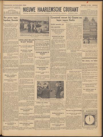 Nieuwe Haarlemsche Courant 1937-04-22