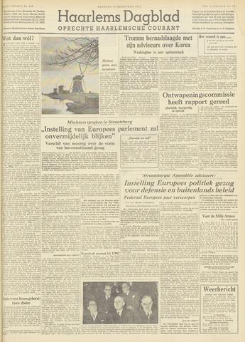 Haarlem's Dagblad 1951-12-11