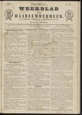 Weekblad van Haarlemmermeer 1875-10-22