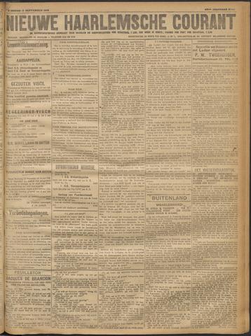 Nieuwe Haarlemsche Courant 1918-09-17
