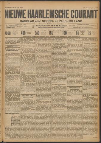 Nieuwe Haarlemsche Courant 1909-03-20