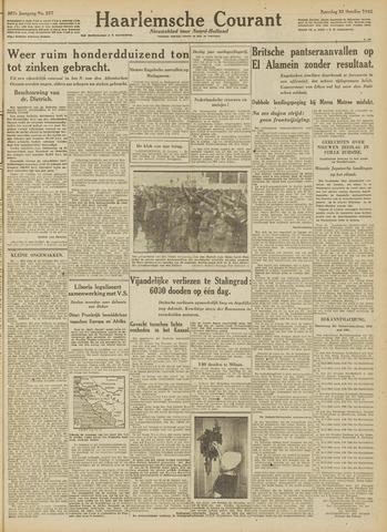 Haarlemsche Courant 1942-10-31