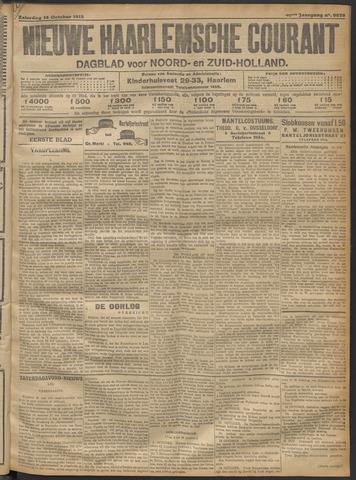 Nieuwe Haarlemsche Courant 1915-10-16