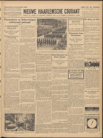 Nieuwe Haarlemsche Courant 1938-09-04