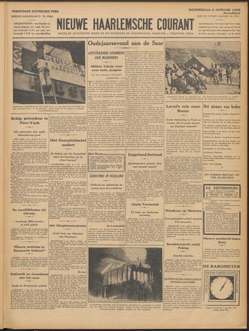Nieuwe Haarlemsche Courant 1935-01-03