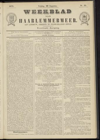 Weekblad van Haarlemmermeer 1873-08-29
