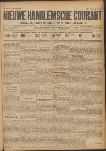 Nieuwe Haarlemsche Courant 1909-03-08