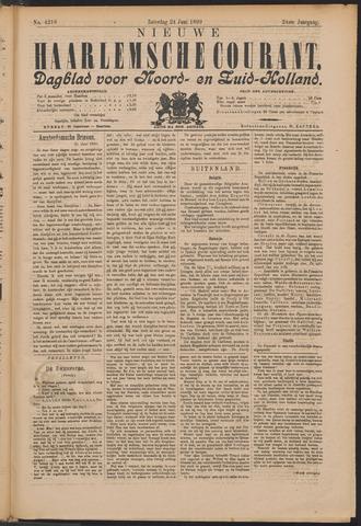 Nieuwe Haarlemsche Courant 1899-06-24
