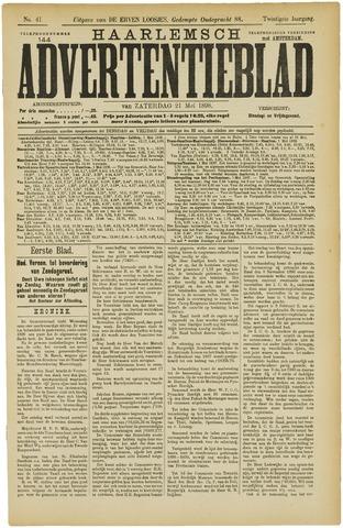Haarlemsch Advertentieblad 1898-05-21