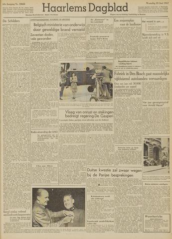 Haarlem's Dagblad 1947-06-25