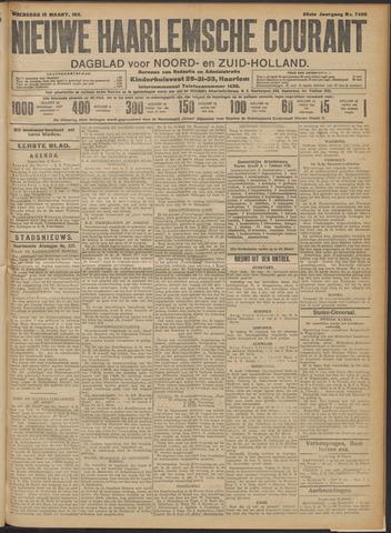 Nieuwe Haarlemsche Courant 1911-03-15