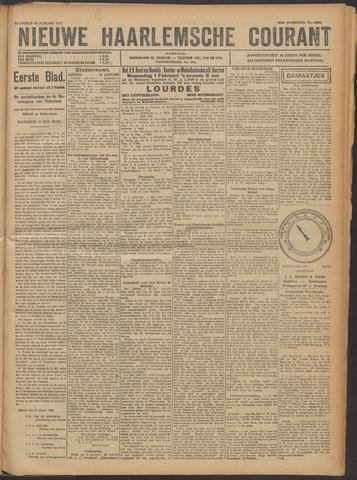 Nieuwe Haarlemsche Courant 1922-01-30