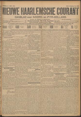 Nieuwe Haarlemsche Courant 1909-12-11