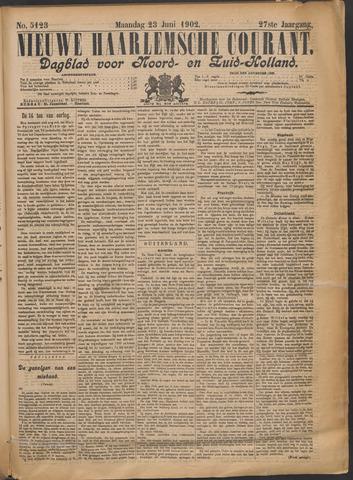 Nieuwe Haarlemsche Courant 1902-06-23