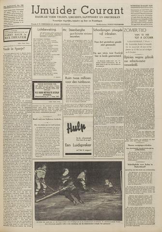 IJmuider Courant 1939-03-08