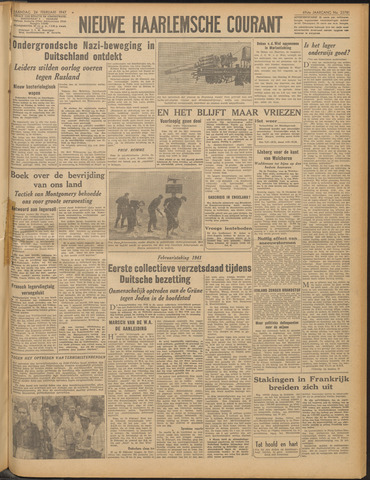 Nieuwe Haarlemsche Courant 1947-02-24