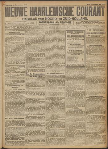 Nieuwe Haarlemsche Courant 1916-11-20