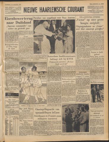 Nieuwe Haarlemsche Courant 1959-08-26