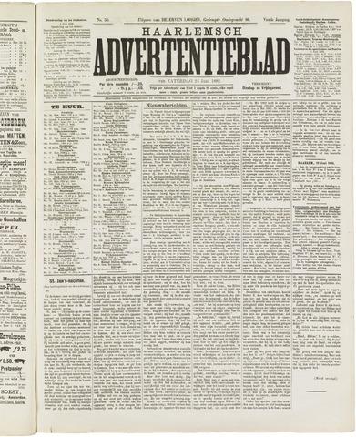 Haarlemsch Advertentieblad 1882-06-24