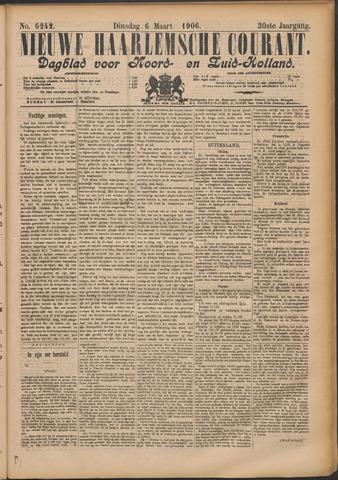 Nieuwe Haarlemsche Courant 1906-03-06