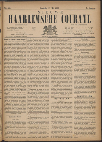 Nieuwe Haarlemsche Courant 1880-05-27