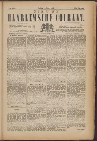 Nieuwe Haarlemsche Courant 1889-03-15