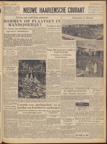 Nieuwe Haarlemsche Courant 1952-07-14