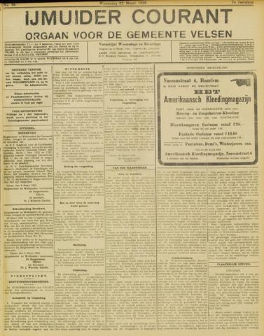 IJmuider Courant 1922-03-15