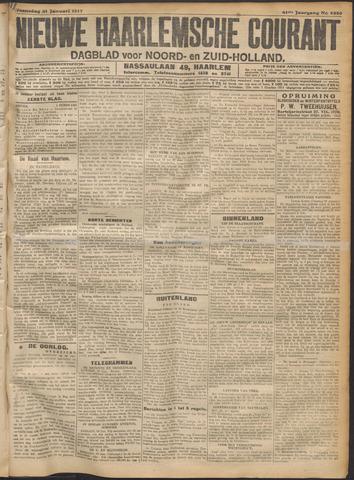 Nieuwe Haarlemsche Courant 1917-01-31