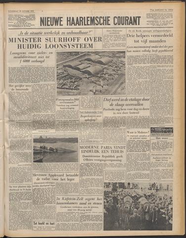 Nieuwe Haarlemsche Courant 1953-10-29