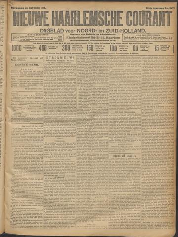 Nieuwe Haarlemsche Courant 1913-10-29