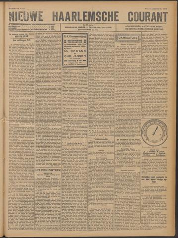 Nieuwe Haarlemsche Courant 1922-05-31