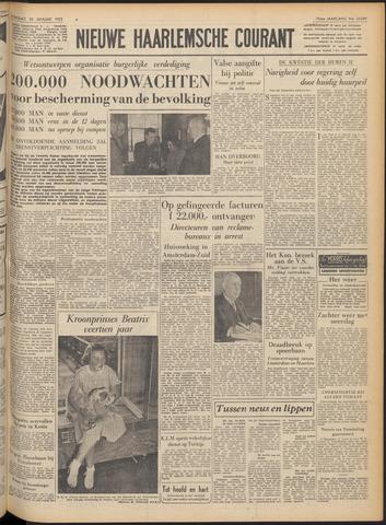 Nieuwe Haarlemsche Courant 1952-01-30