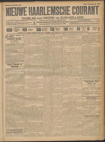 Nieuwe Haarlemsche Courant 1912-04-23