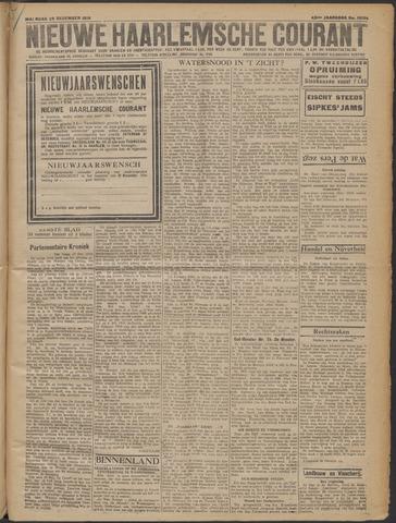 Nieuwe Haarlemsche Courant 1919-12-29