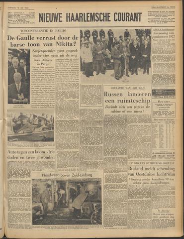 Nieuwe Haarlemsche Courant 1960-05-16