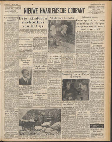 Nieuwe Haarlemsche Courant 1955-03-02