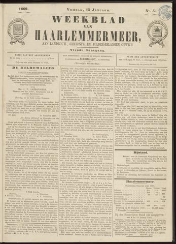 Weekblad van Haarlemmermeer 1869-01-15