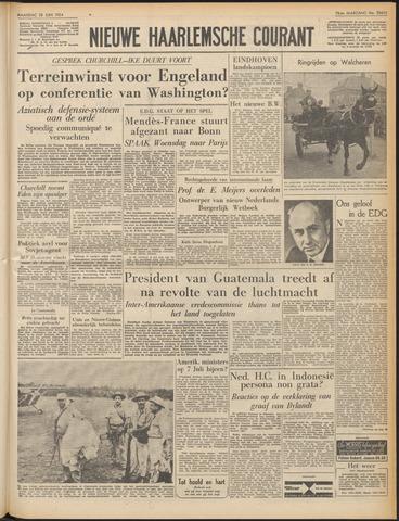 Nieuwe Haarlemsche Courant 1954-06-28
